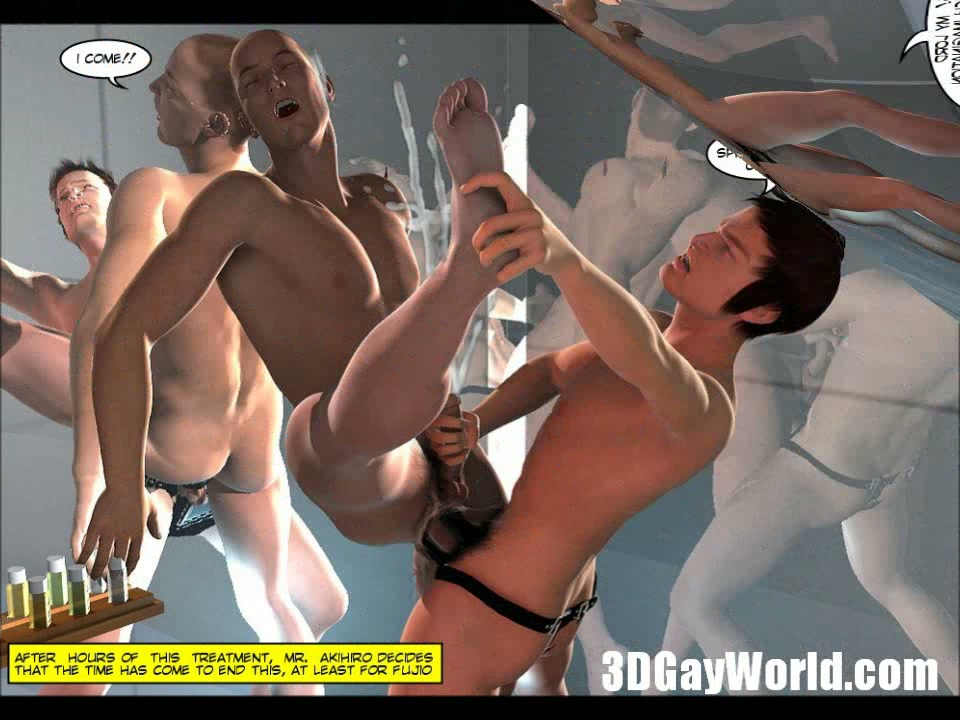 3d toon twink gay tube hot cut teen boy ass 6