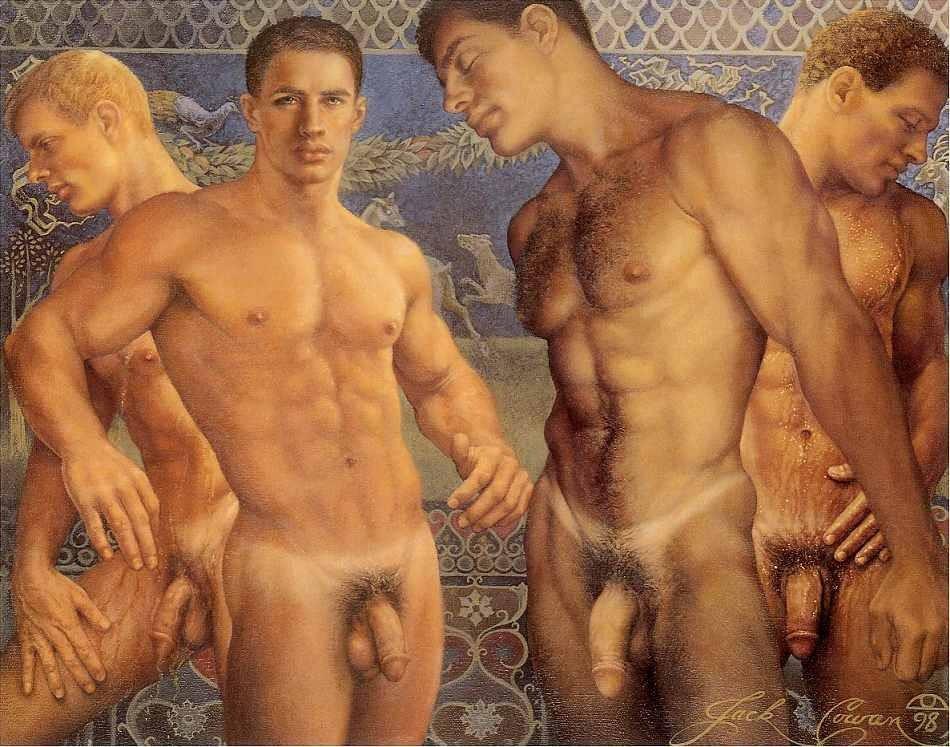 смотреть голых мужиков онлайн фото бесплатно