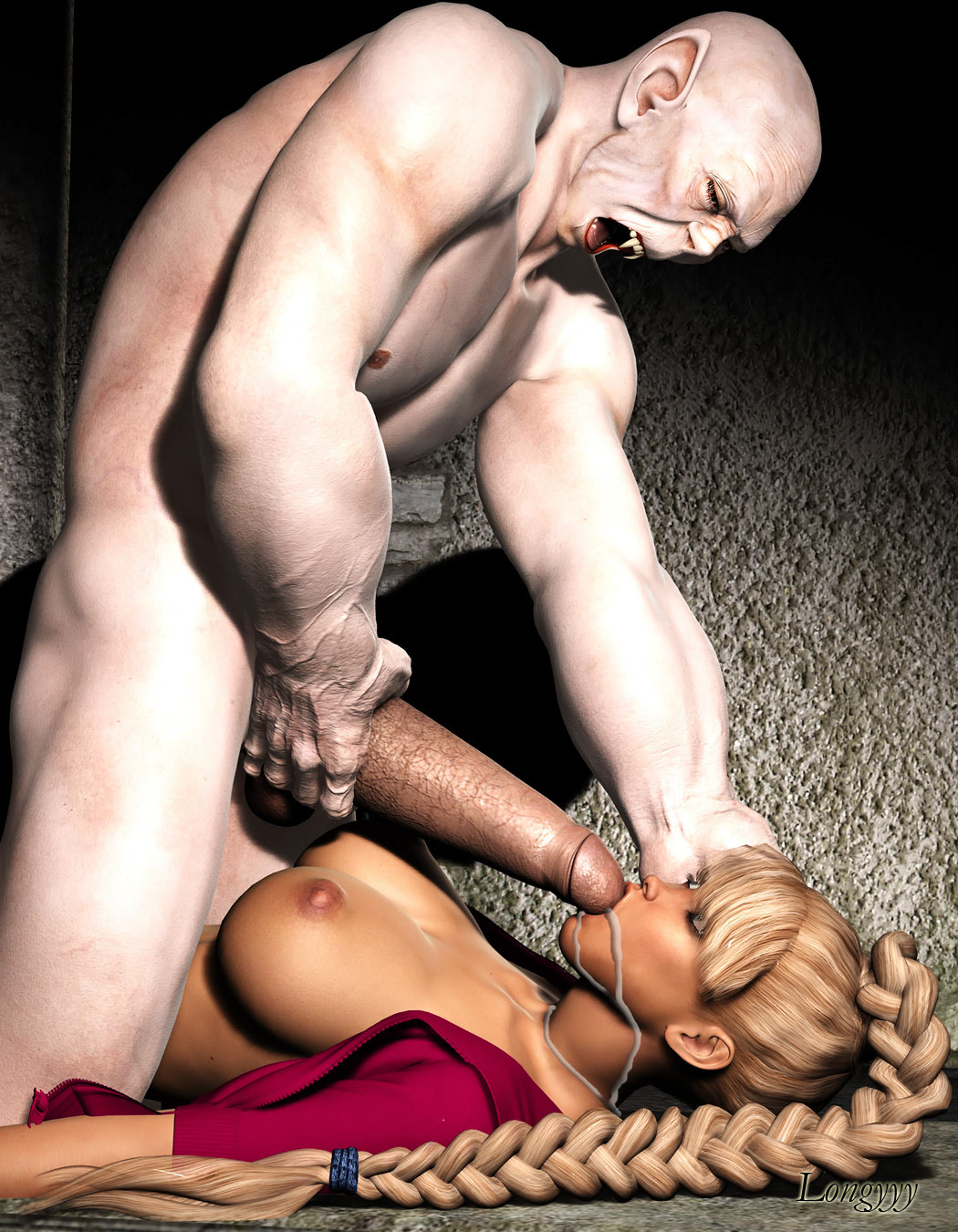 Monster sex pic erotica picture