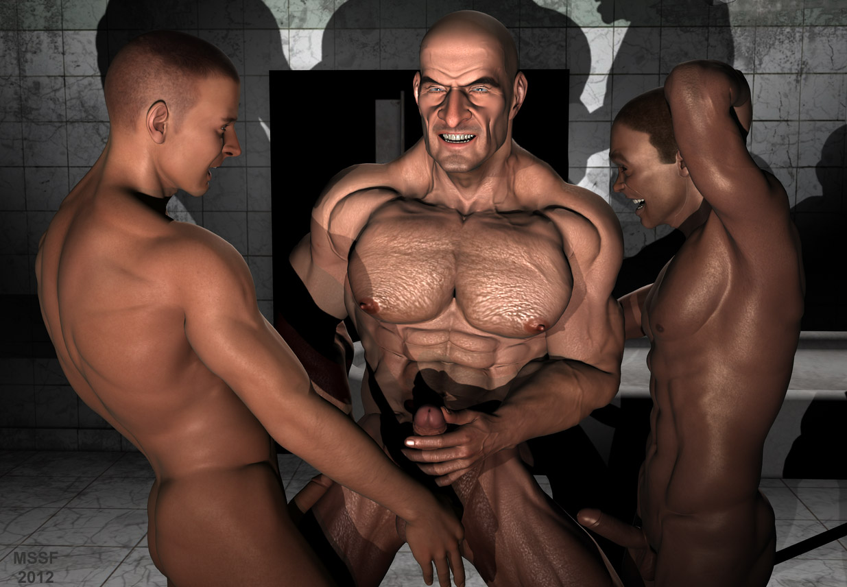 Animated 3d muscle man fucks girl hentai tube