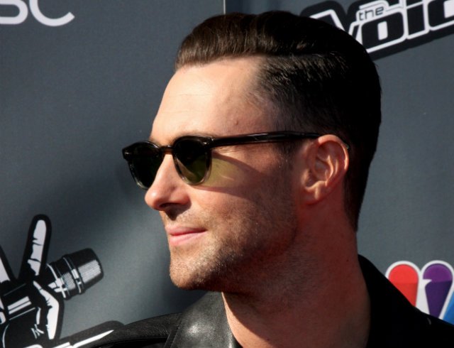 adam levine gay porn adam shaved levine head hair