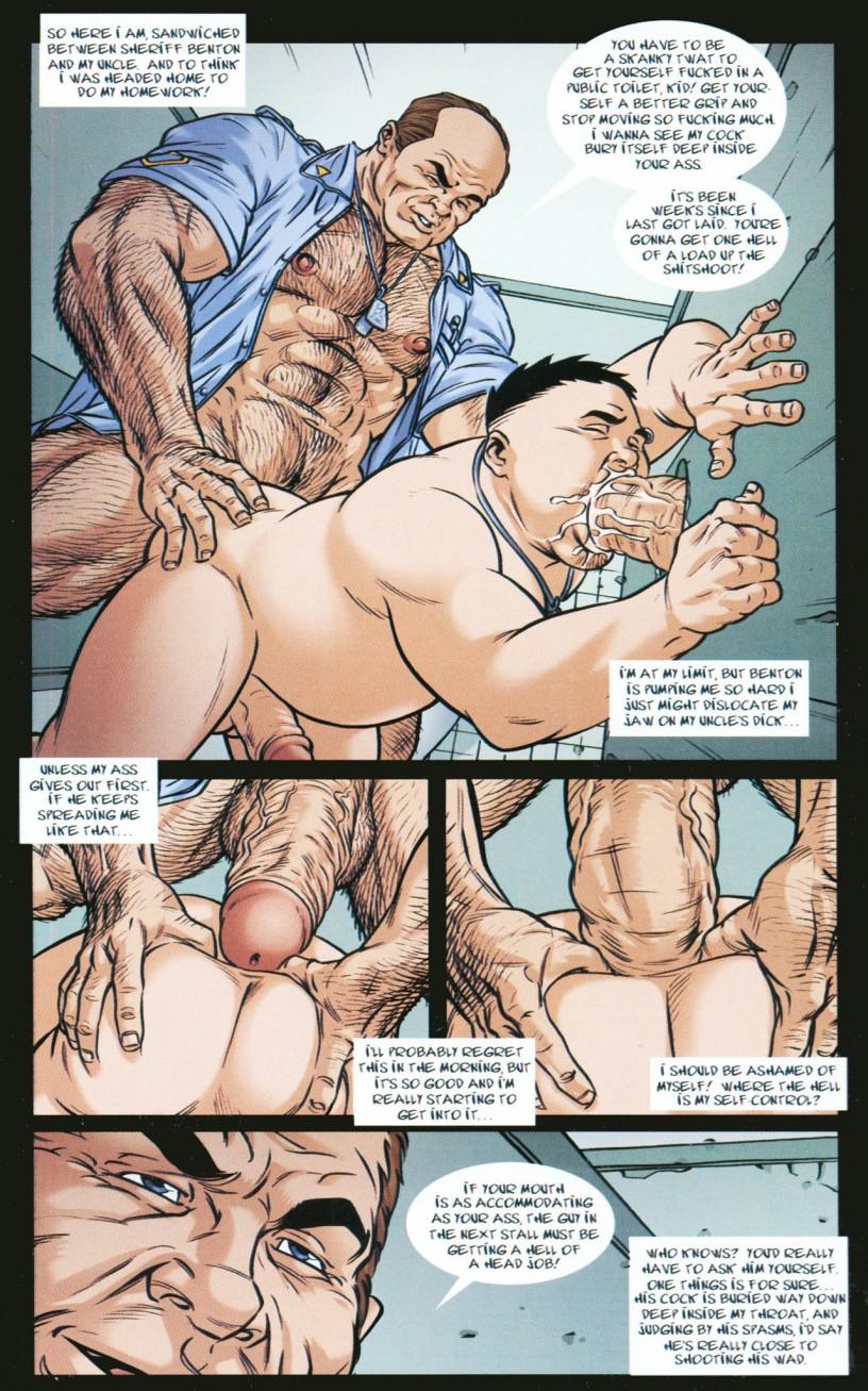 comic porno español