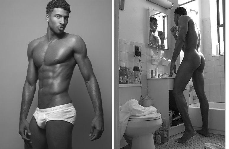 Nude Black Males 110
