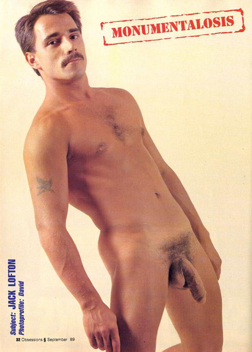 Nude inches magazine men