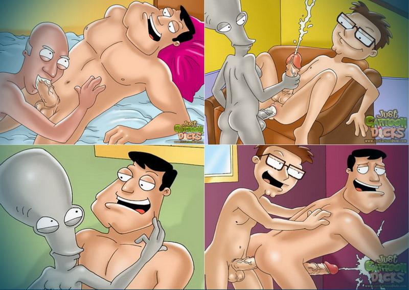 гей порно  хентай