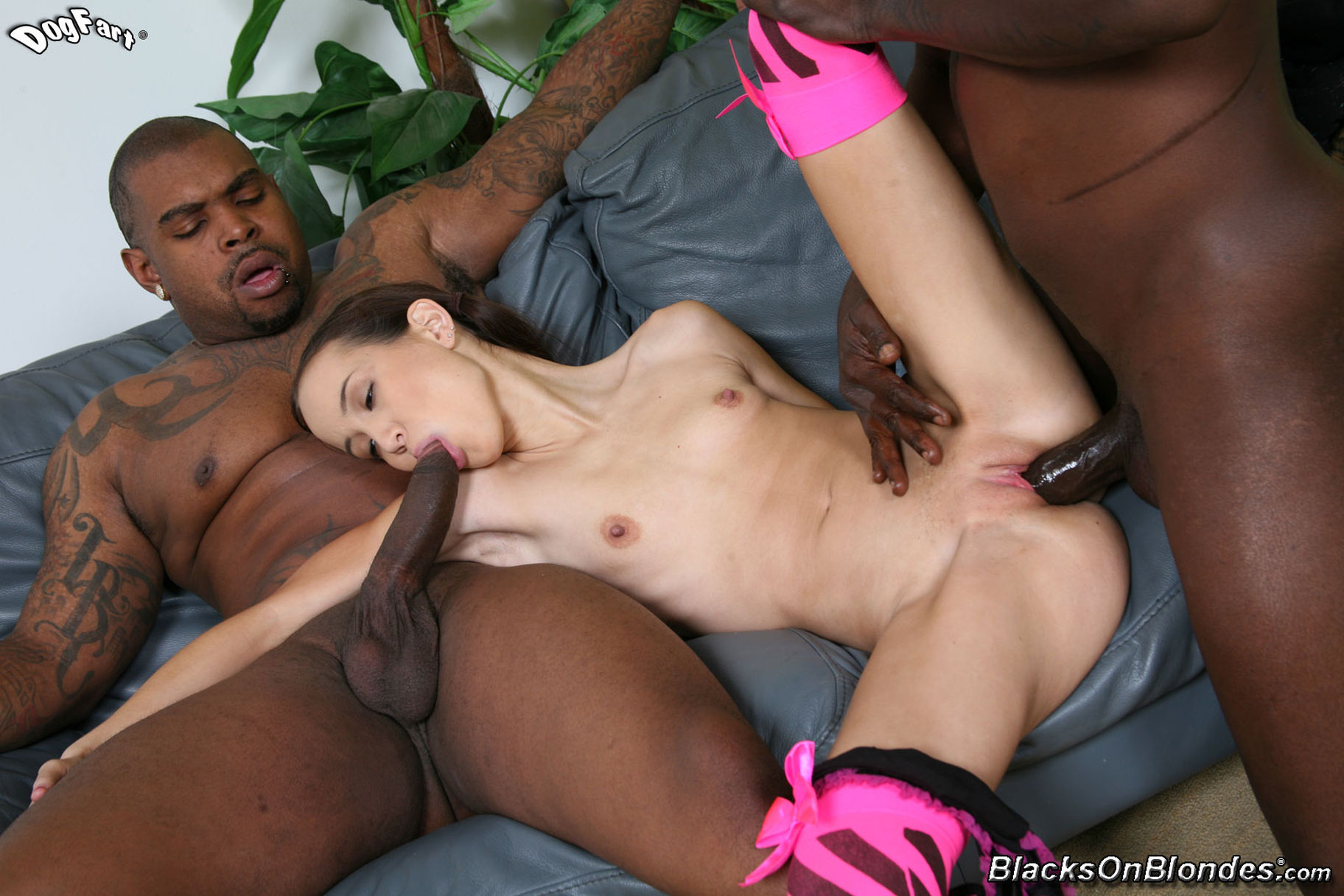 Kat young blow job