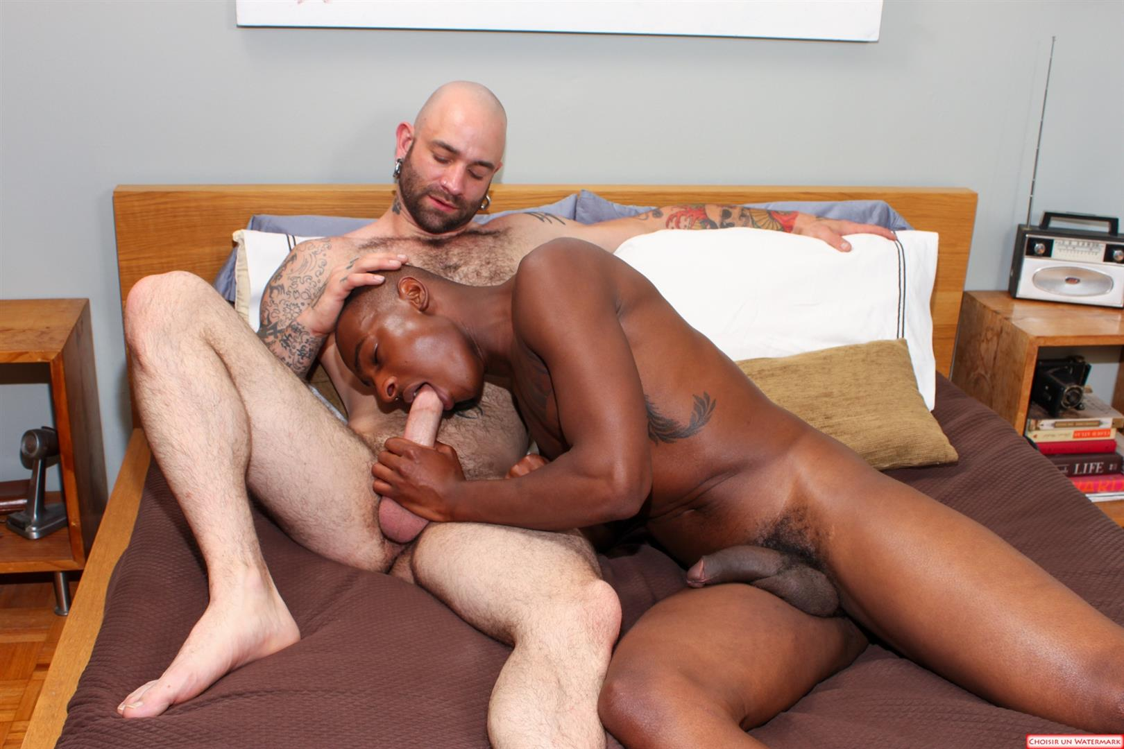 Gay ebony huge cock