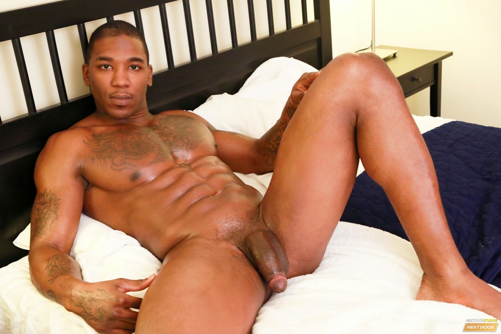 image Black gay hardcore dick erect masturbation