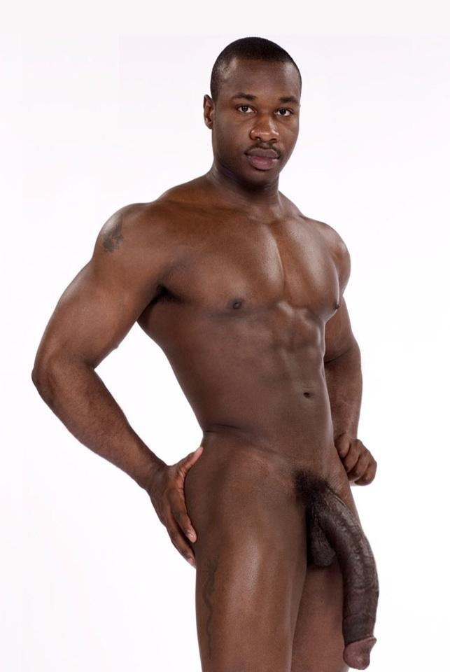 Black Man With The Biggest Dick