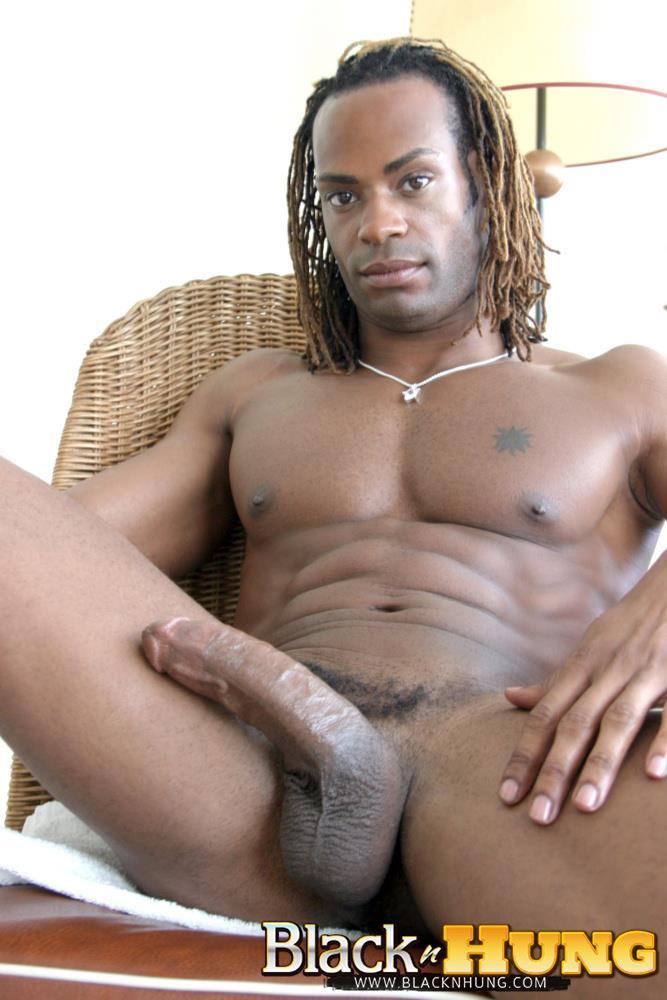 Black Gay Porn Masturbation