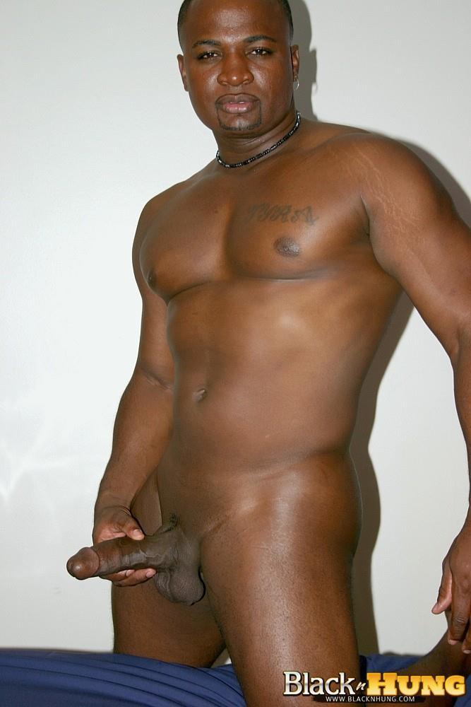 Total package nude men