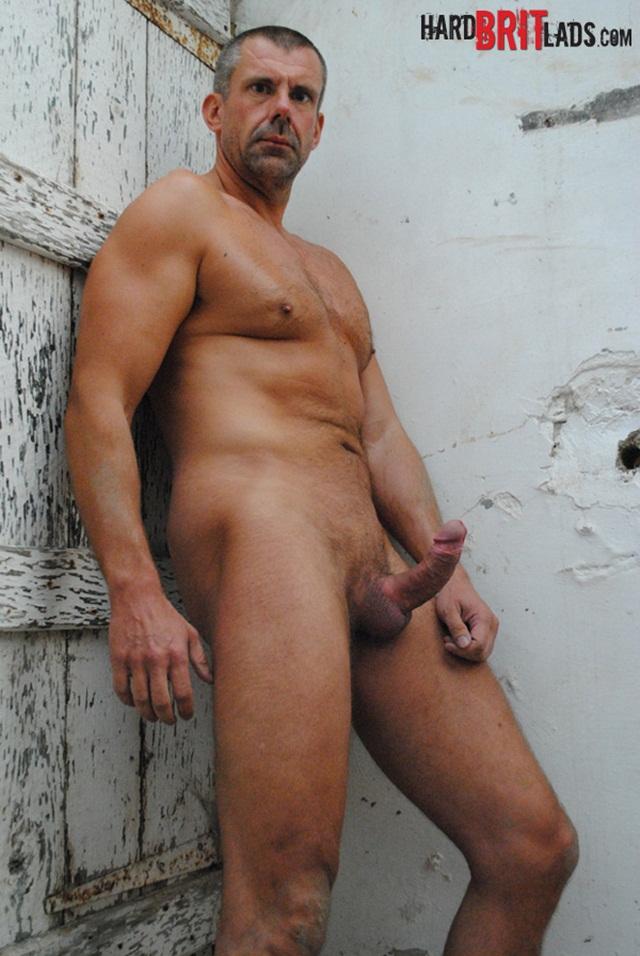 Naked hunk