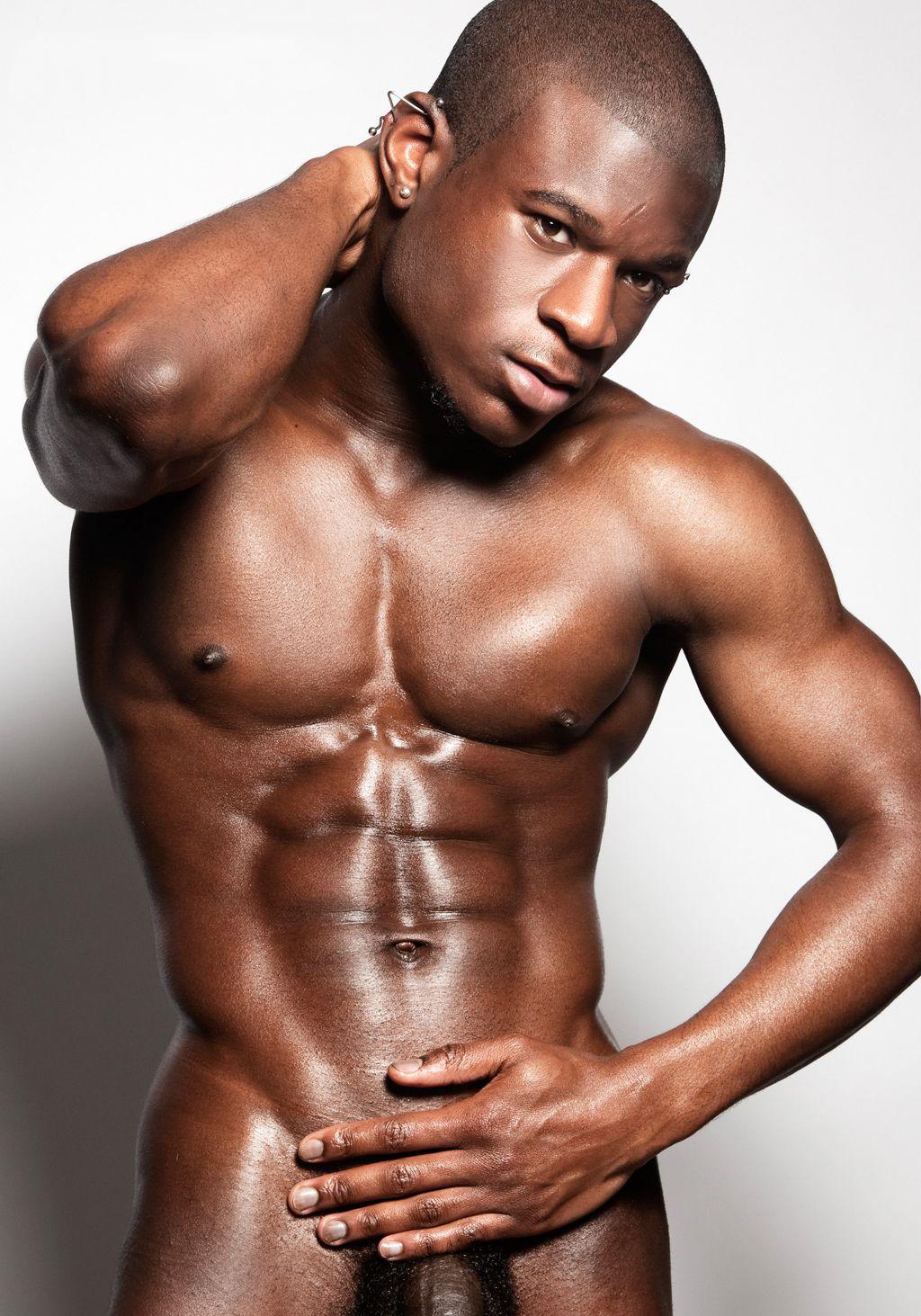 Black muscle gay sex