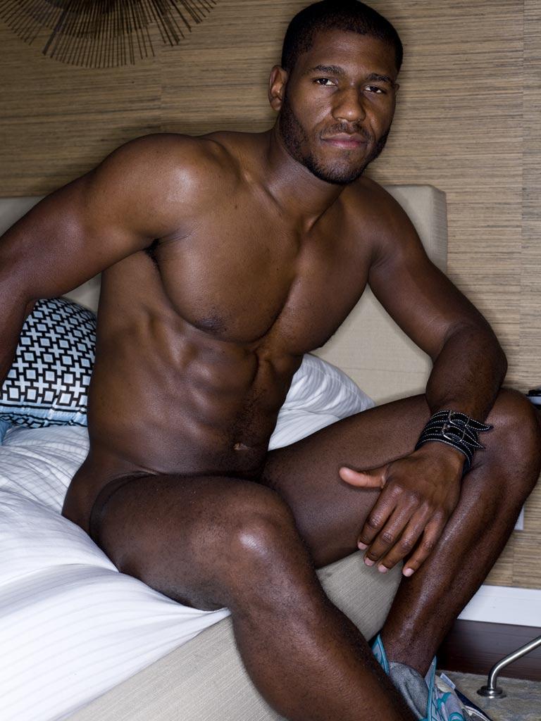 dating a black man gay