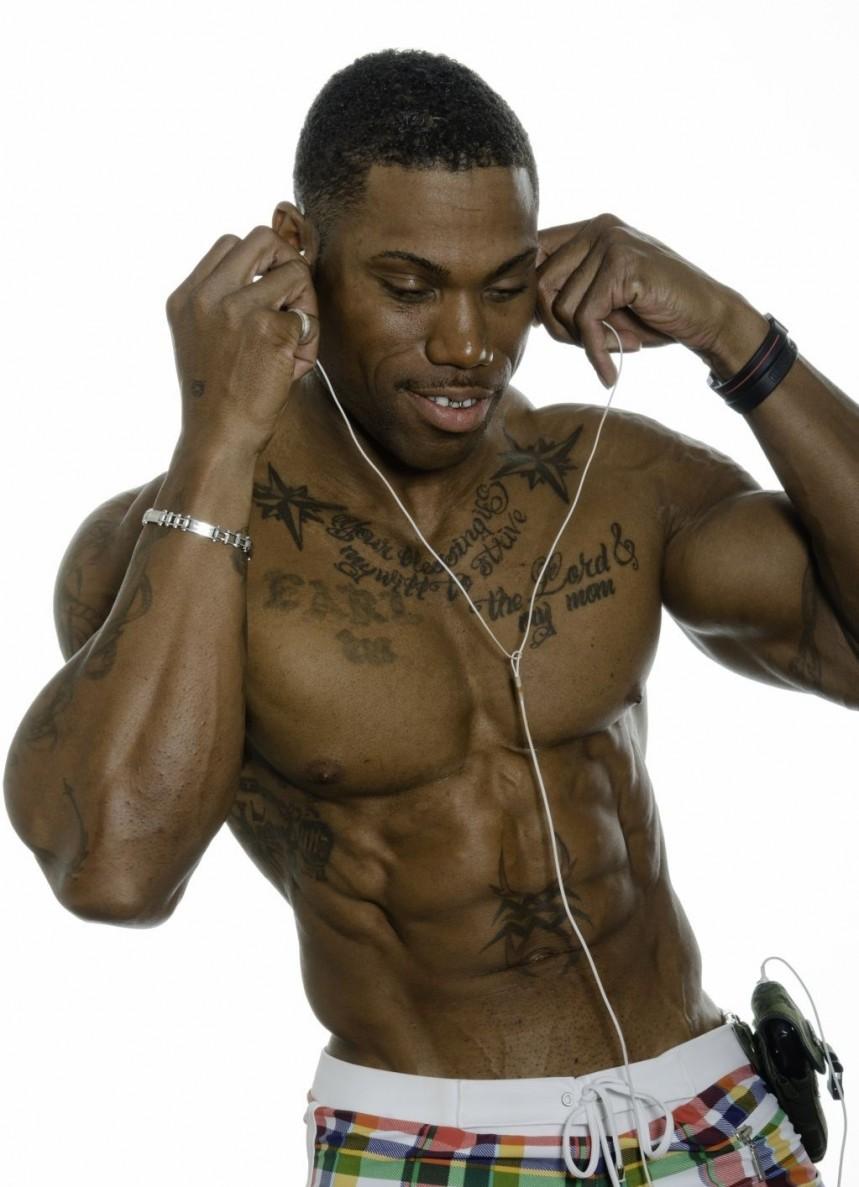 Gay Black Muscle Hunks 119