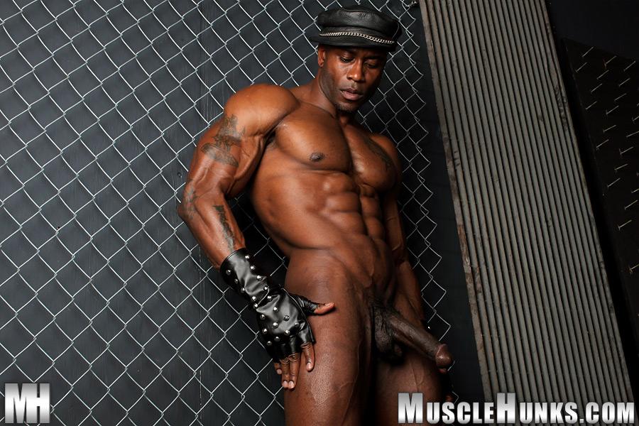 Naked muscular black men tumblr