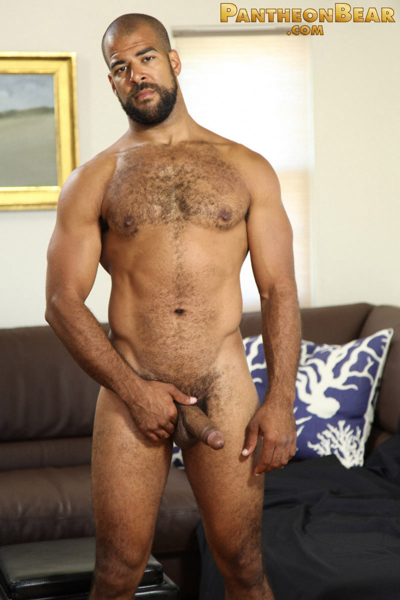 Naked Black Men Muscle