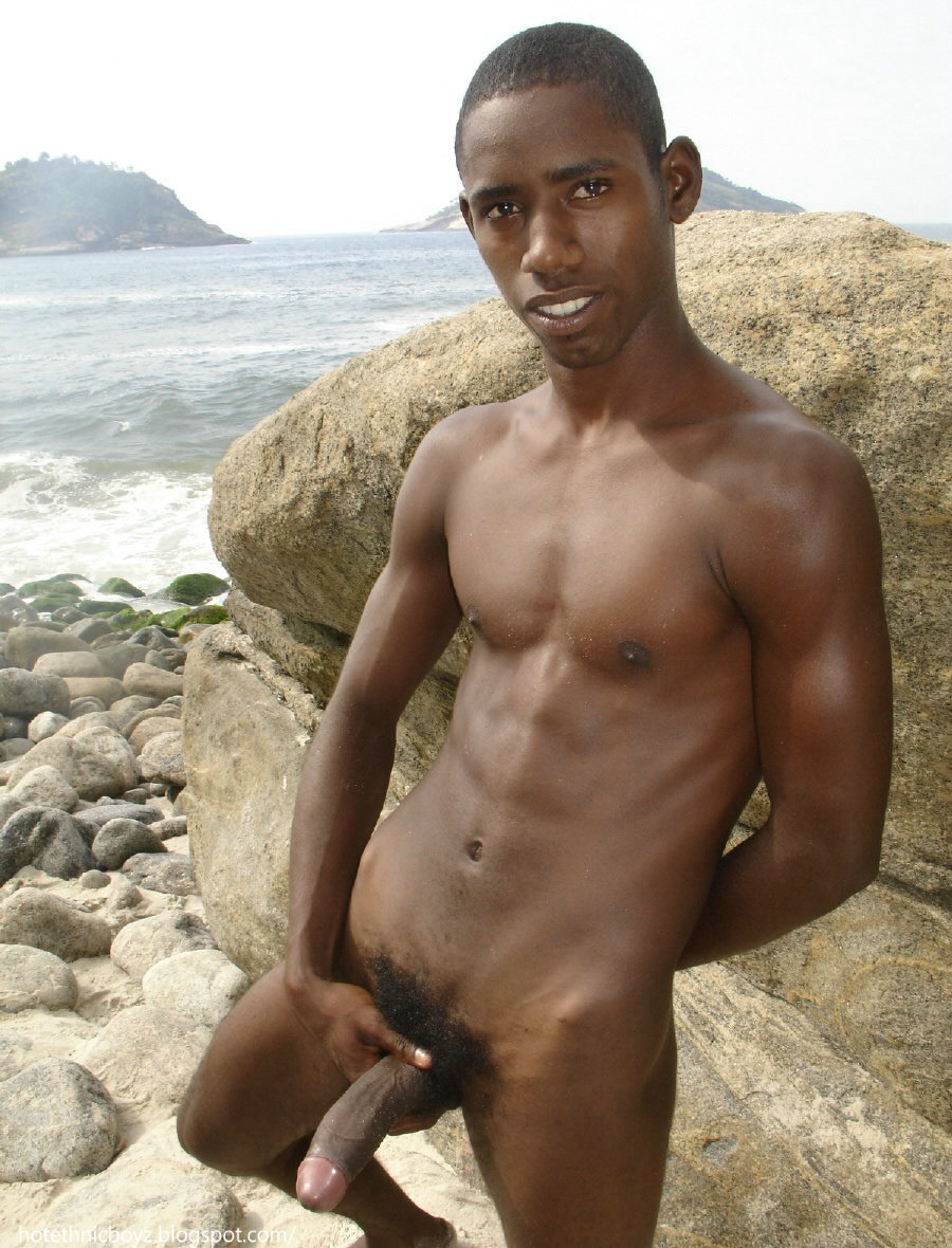 Naked pictures of african men