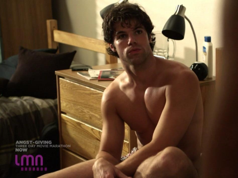 gay nude colfer Chris