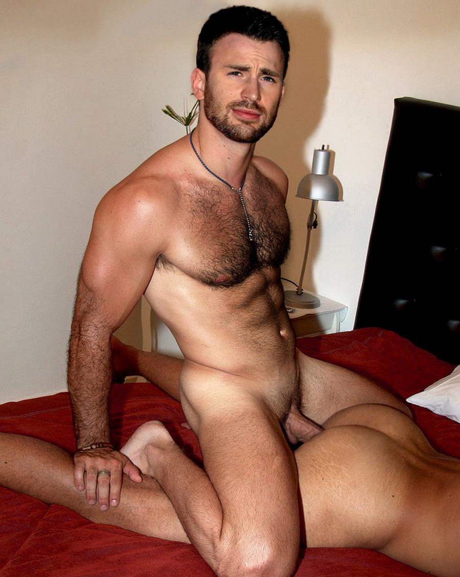 Big men porn pecs Sexy