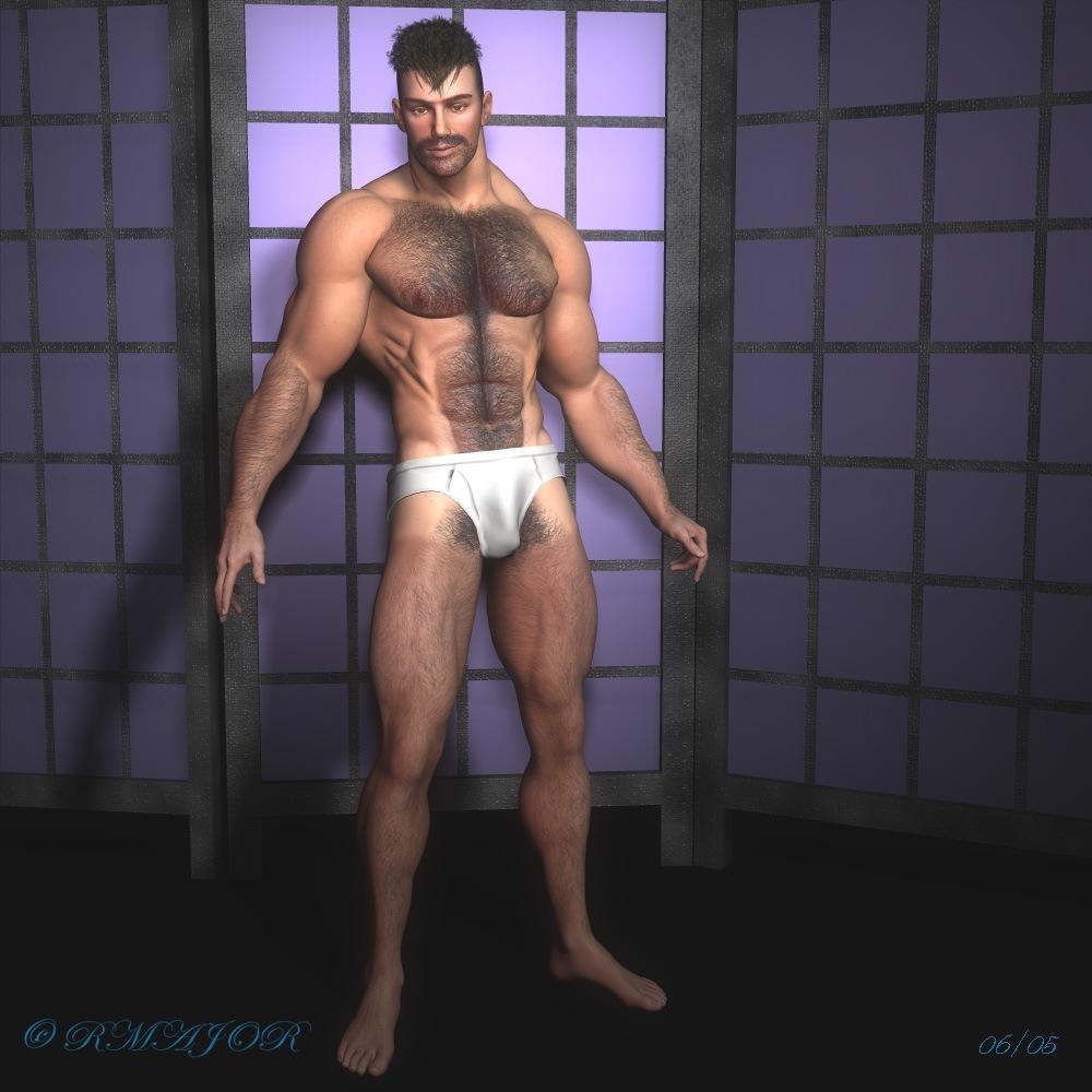 Erotica Male 97