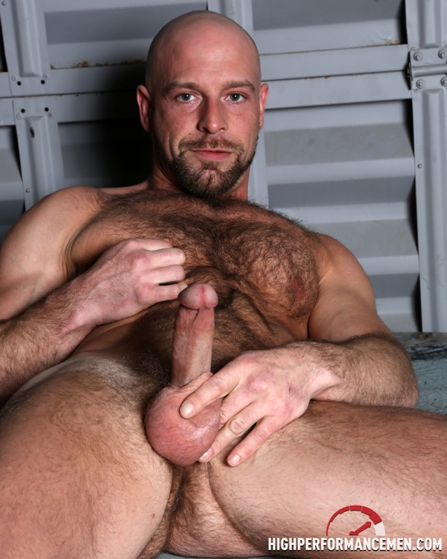 Hairy Gay Porn hairy muscle men cock his huge photo strokes body high fat performance dirk willis