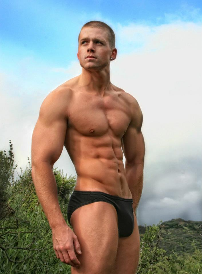 Muscle Men Naked image #16016