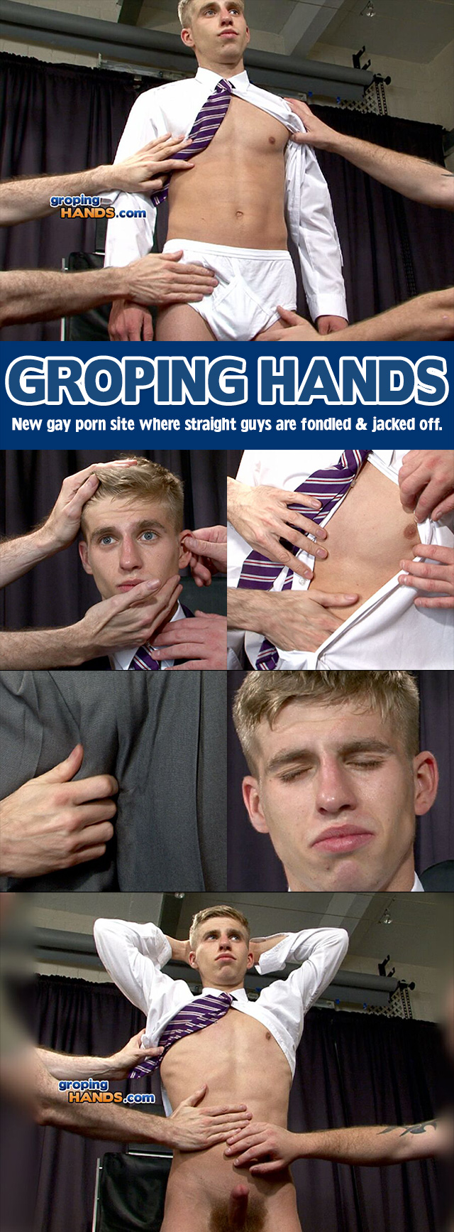 Straight Gay Porn off porn gay guy collages blond hands gropinghands groped jacked groping