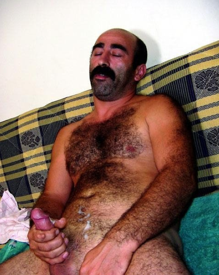 Hot naked arabic men will