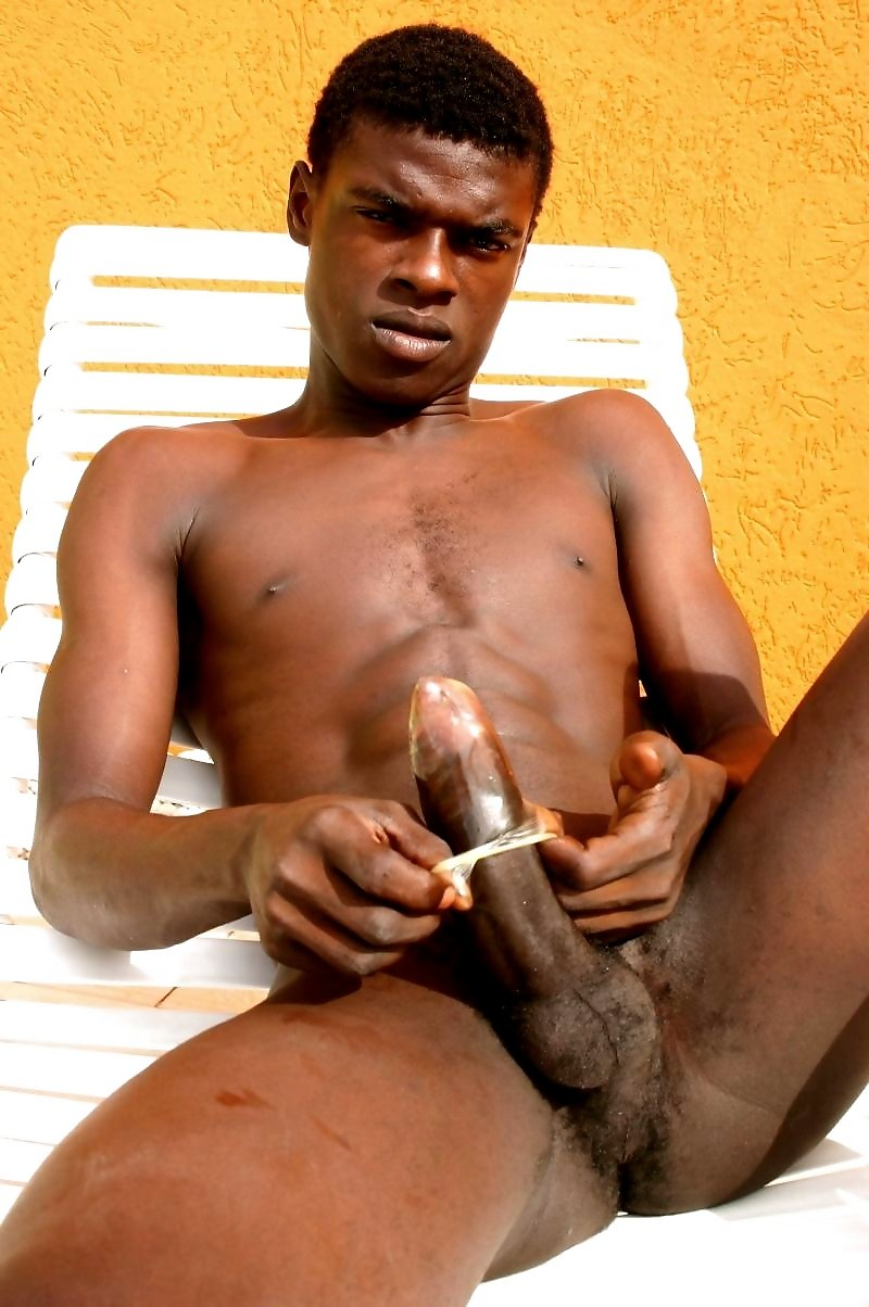 dick naked  black gay