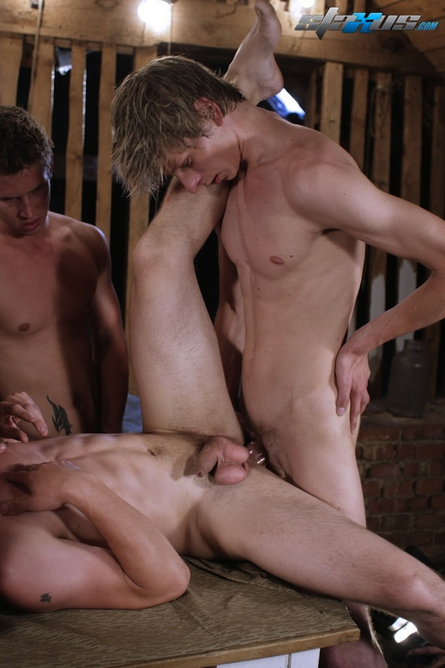 gay cocks cock video gay orgy six man uncut bang staxus gang plenty share