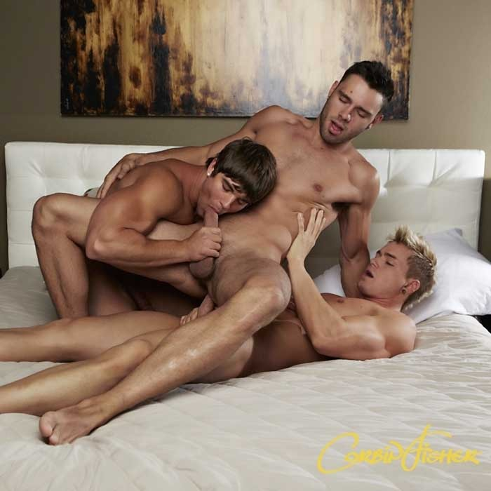 2 couples have bisexual fun 5