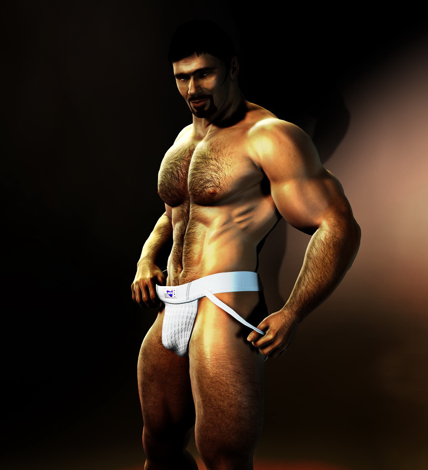 Gay Muscle Images