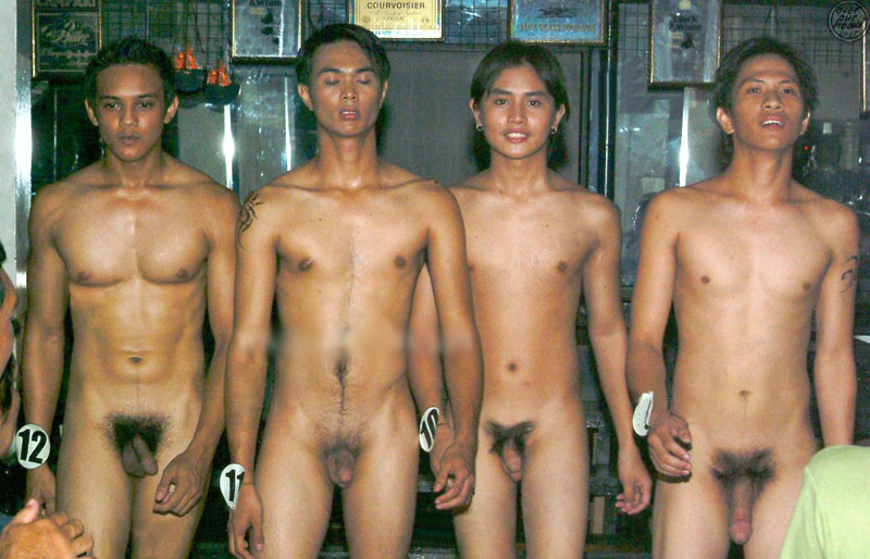 Amature male nude pageant remarkable