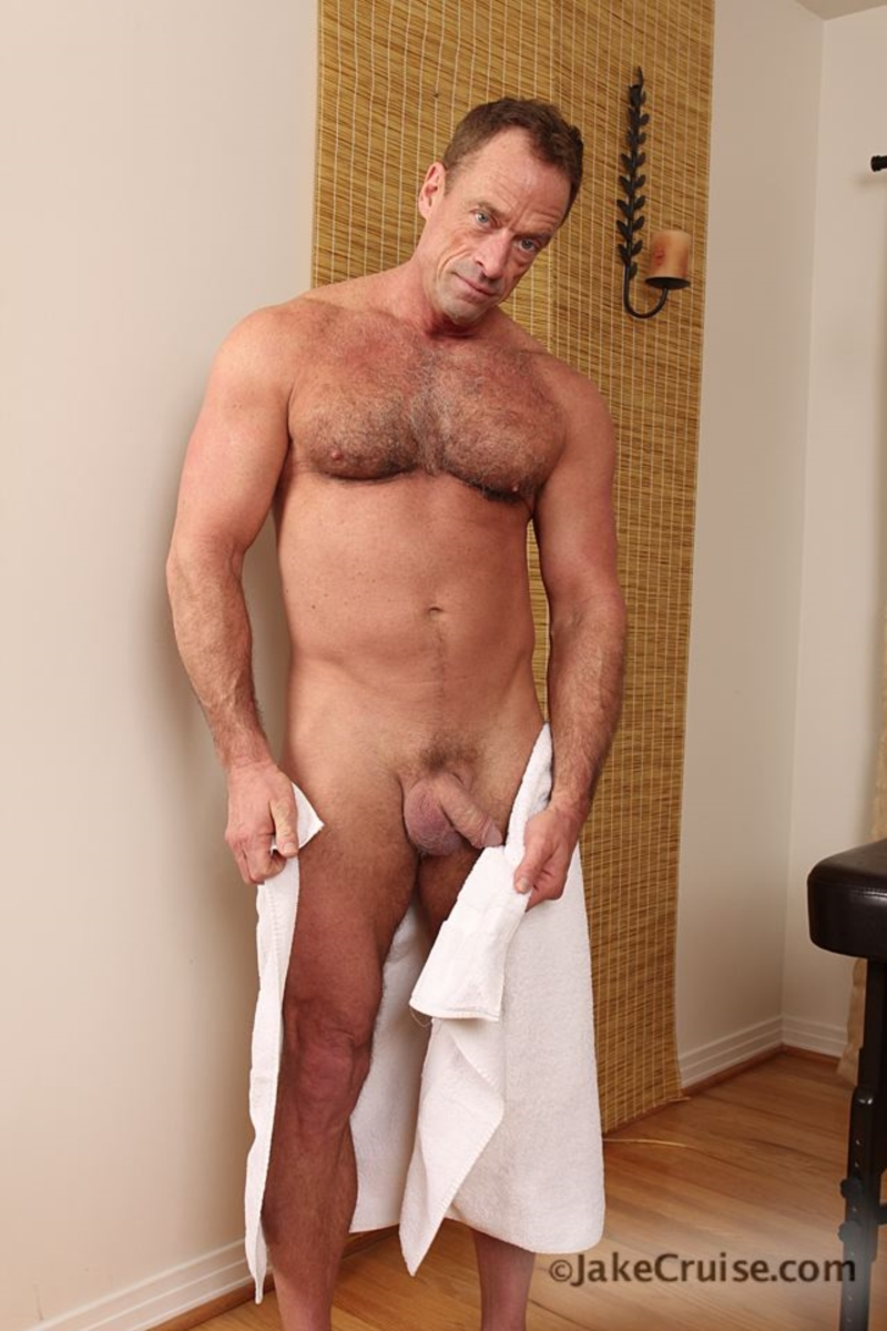 mature Sexy men naked
