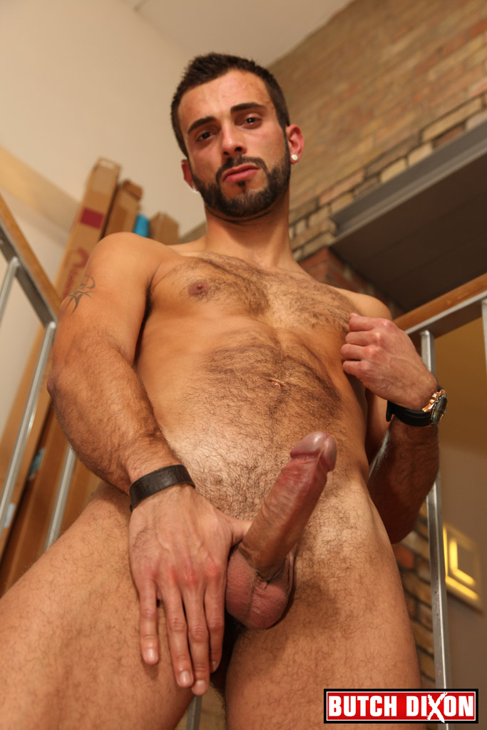 hairy naked men sexy Hot