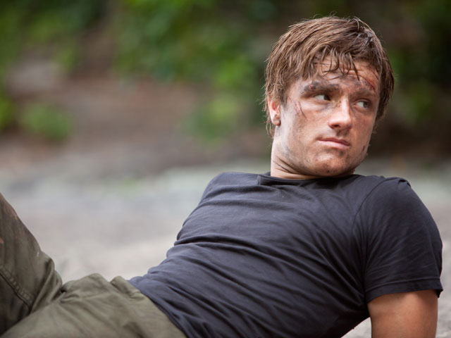 hot muscled hunk hunk josh hunger games hutcherson tsminteractive