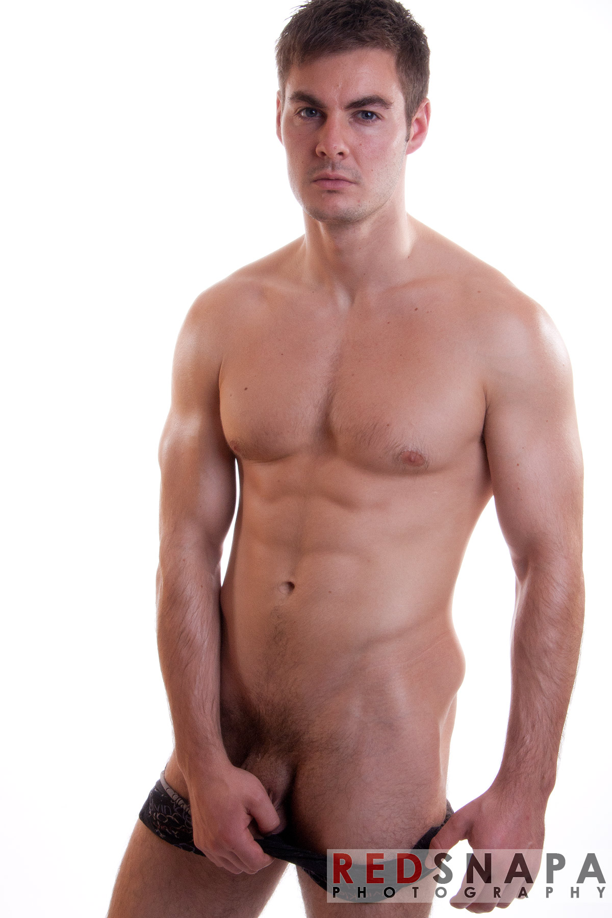 hot country naked male model