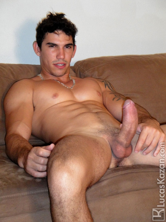 Gay hung latino men