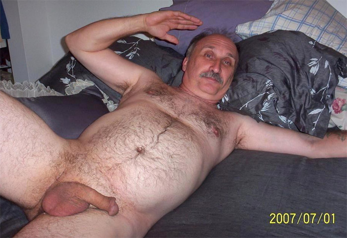 Mature Gay Naked Men Nude Man