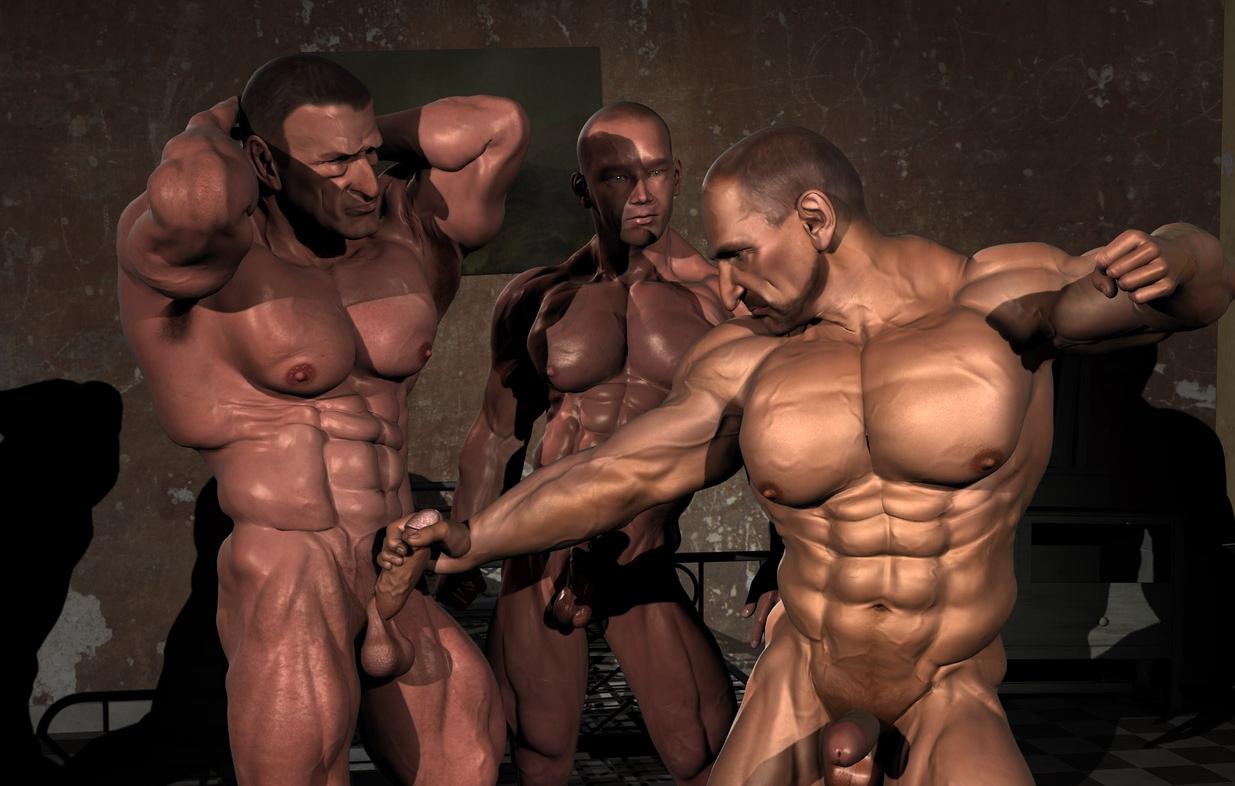 3d muscle women porn anime xxx comic