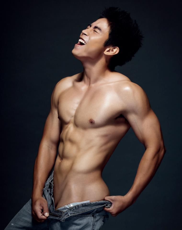 Корейские Обнаженные Мужчины
