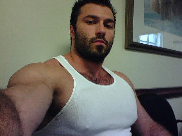 muscles hunks hairy part muscular hunks chest incredible smm
