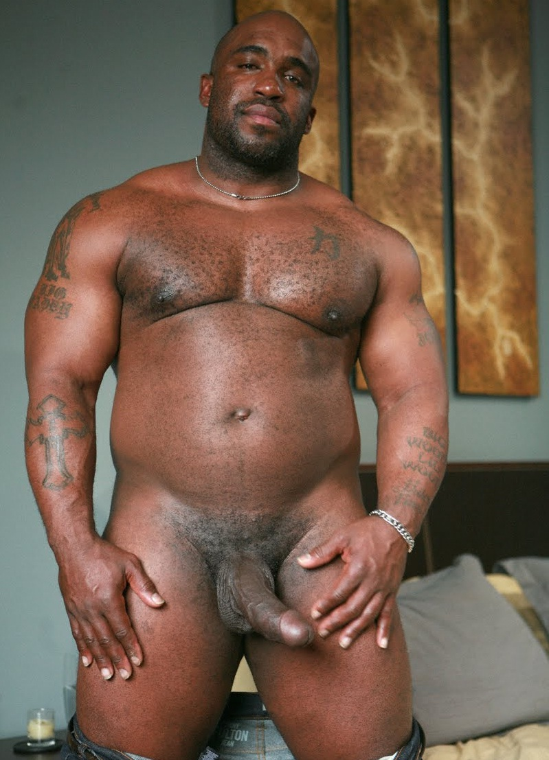 hot black men full nude