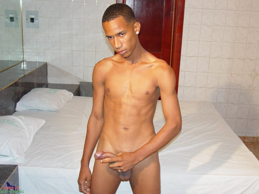 Black Teens Male Nude