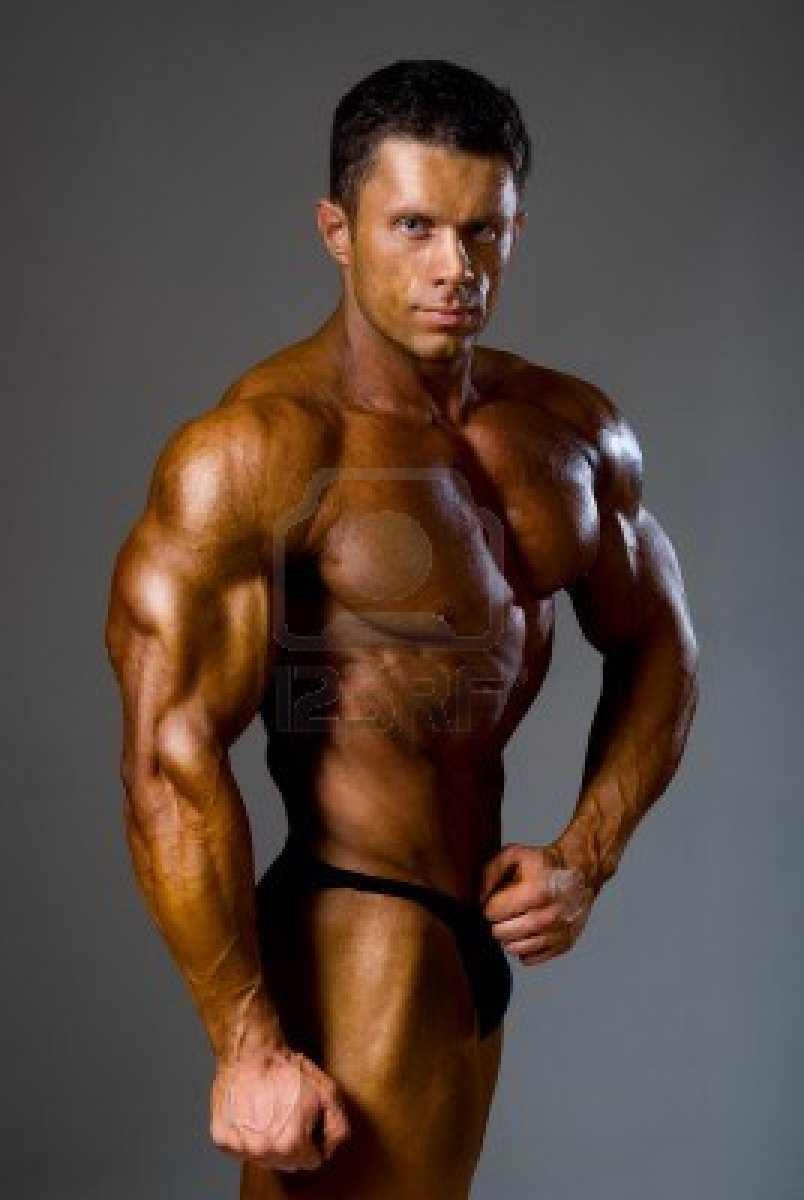 Male Bodybuilders Nude Pictures, Images and Stock Photos