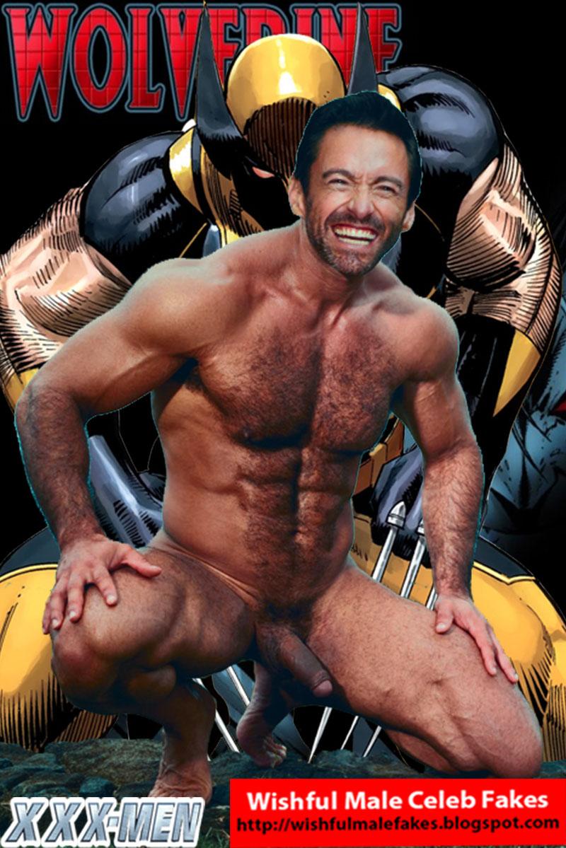 Huge Jackman Nude 13