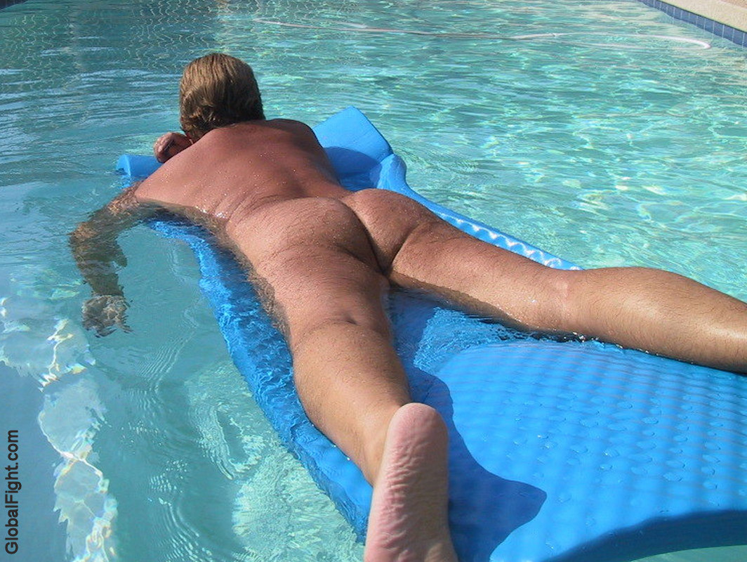 Join. And Men naked swimming pool think, that