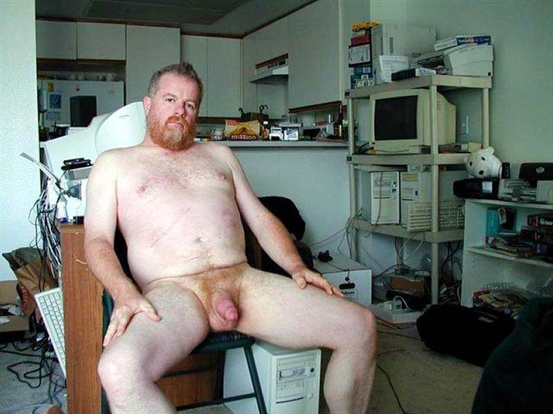 Agree, Naked daddy in wood
