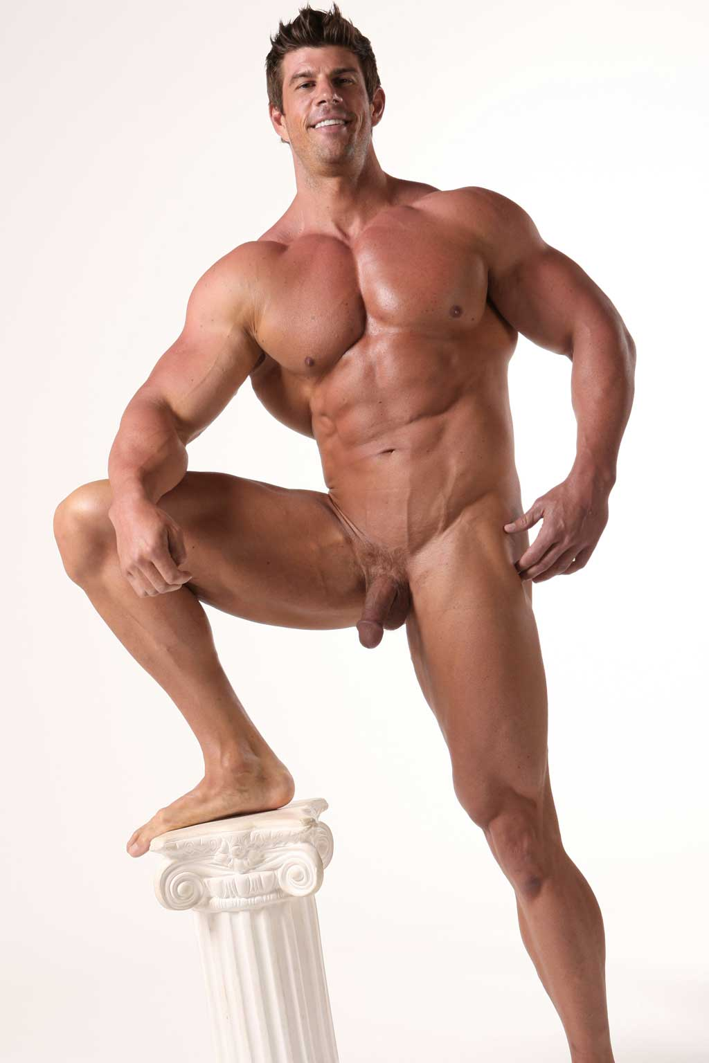 from Fletcher body builders gay porn